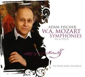 Mozart - Symphonies Volume 6