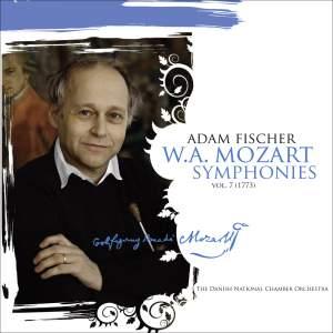 Mozart - Symphonies Volume 7