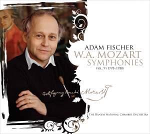 Mozart - Symphonies Volume 9