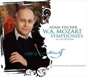 Mozart - Symphonies Volume 10