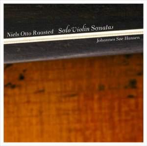 Raasted: Solo Violin Sonatas Product Image