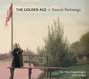 The Golden Age of Danish Partsongs Product Image