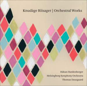 Knudage Riisager - Orchestral Works Product Image