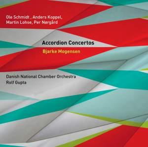 Concertos pour accordéon