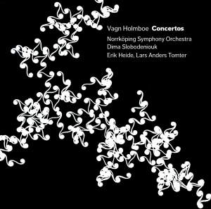 Vagn Holmboe: Concertos Product Image