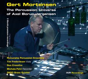 Gert Mortensen: The Percussion Universe of Axel Borup-Jorgensen