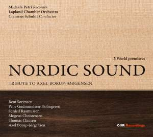 Nordic Sound: Tribute to Axel Borup-Jørgensen