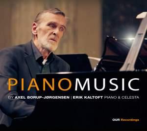 Borup-Jørgensen: Piano Music