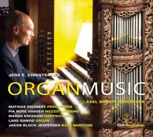 Axel Borup-Jørgensen: Organ Works Product Image