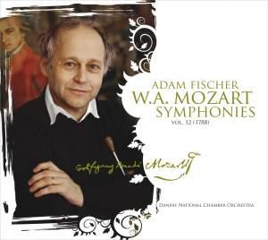 Mozart - Symphonies Volume 12