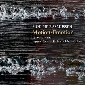 Sunleif Rasmussen: Motion/Emotion Product Image