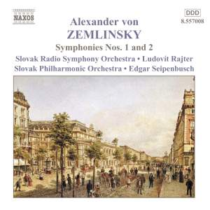 Zemlinsky - Symphonies Nos. 1 & 2