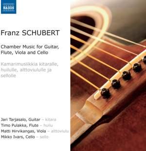 Schubert: Guitar Quartet & Arpeggione Sonata Product Image