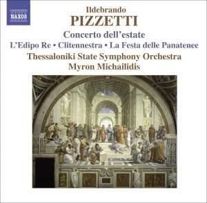 Pizzetti - Concerto dell'estate Product Image