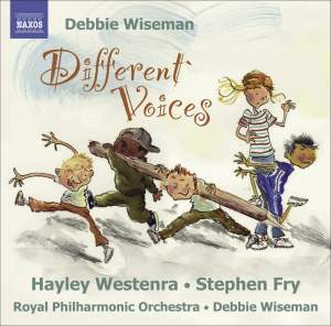 Wiseman, D: Different Voices Product Image