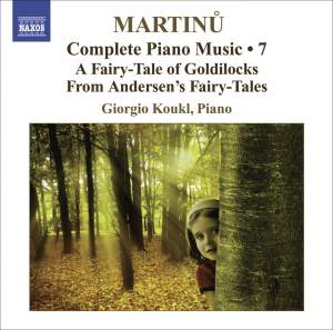 Martinu - Complete Piano Music Volume 7 Product Image
