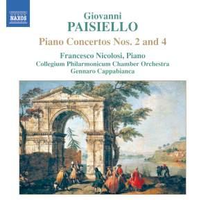 Paisiello - Piano Concertos Nos. 2 & 4
