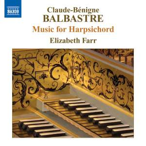 Balbastre - Music for Harpsichord Product Image