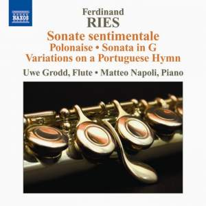 Ferdinand Ries: Works for Flute and Piano Product Image