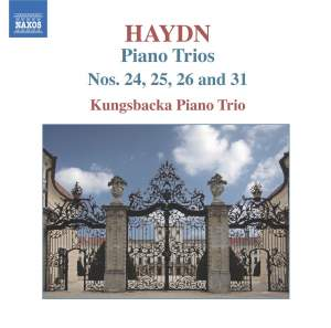 Haydn: Piano Trios Volume 1