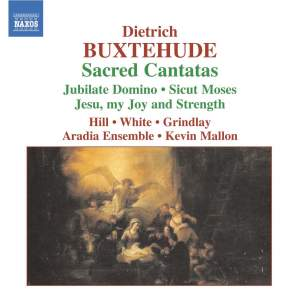 Dietrich Buxtehude - Sacred Cantatas Product Image
