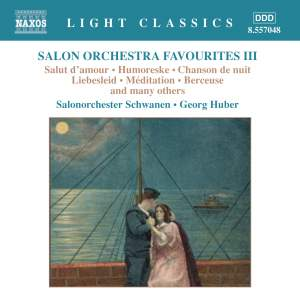Salon Orchestra Favourites III Product Image