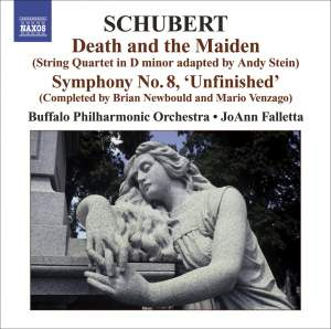 Schubert - Death and the Maiden & Symphony No. 8 Product Image