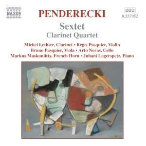 Penderecki: Chamber Music Product Image