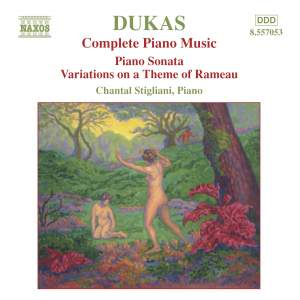 Dukas - Complete Piano Music