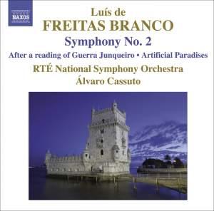 Freitas Branco - Orchestral Works Volume 2