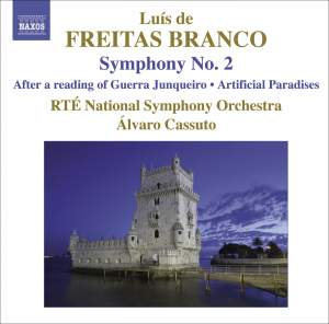 Freitas Branco - Orchestral Works Volume 2 Product Image