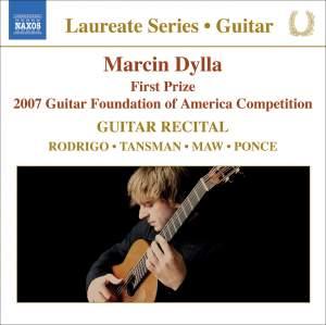 Guitar Recital: Marcin Dylla