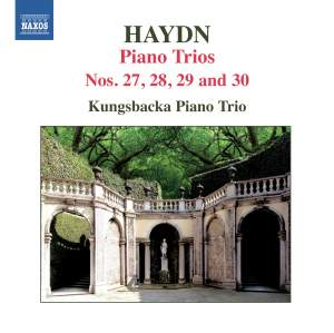 Haydn: Piano Trios Volume 2