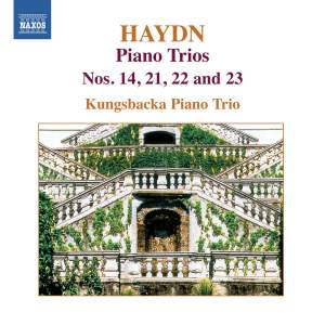 Haydn: Piano Trios Volume 3