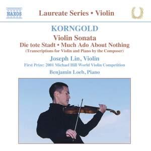 Violin Recital: Joseph Lin Product Image