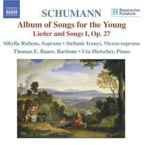 Schumann: Complete Lieder Volume 3