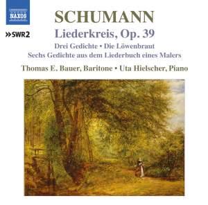 Schumann: Complete Lieder Volume 7