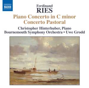 Ries - Piano Concertos Volume 4 Product Image
