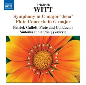 Friedrich Witt: Symphony in C major 'Jena'