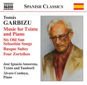 Garbizu: Works for Txistu & Piano Product Image