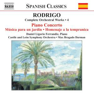 Rodrigo: Complete Orchestral Works, Vol. 4 Product Image