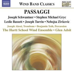 Passaggi - Music for Wind Band Product Image