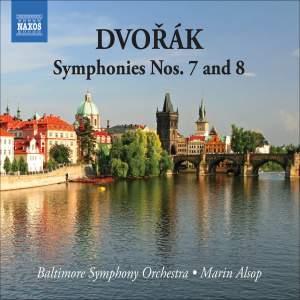 Dvorák - Symphonies Nos. 7 & 8