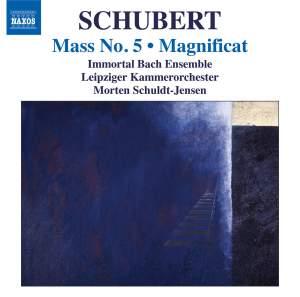 Schubert: Mass No. 5 & Magnificat Product Image
