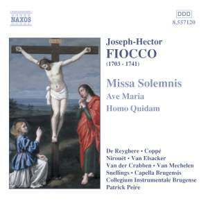 Fiocco - Missa Solemnis Product Image
