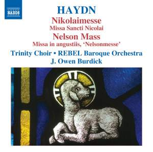 Haydn: Nelsonmesse & Nicolaimesse Product Image
