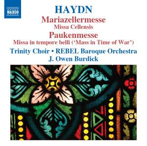 Haydn: Mariazellermesse & Paukenmesse Product Image