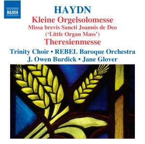 Haydn: Kleine Orgelsolomesse & Theresienmesse Product Image