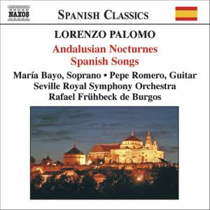 Palomo: Andalusian Nocturnes & Spanish Songs