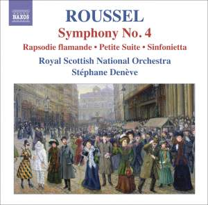 Roussel: Symphony No. 4 Product Image